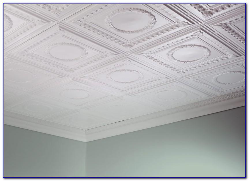 2x4 Black Acoustic Ceiling Tiles