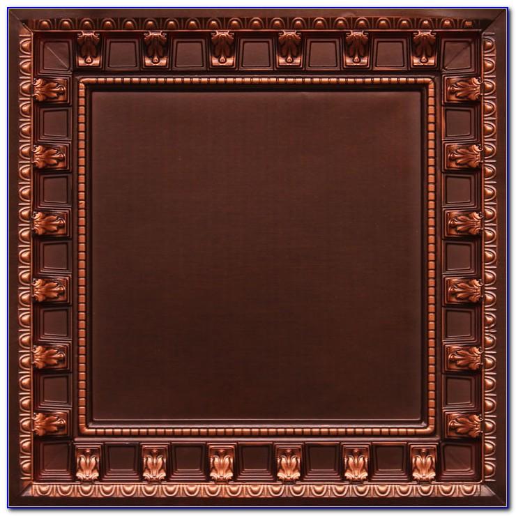 2x4 Drop In Tin Ceiling Tiles