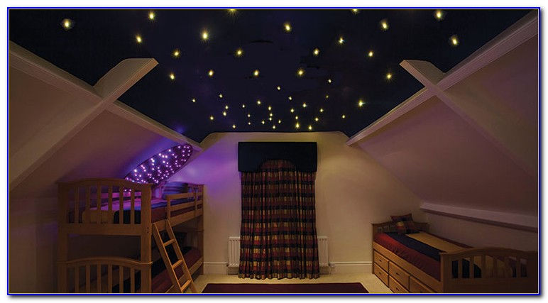 32w Rgb Twinkle Led Fiber Optic Star Ceiling Light Kit