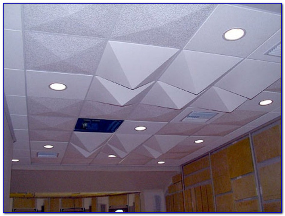 Acoustic Tiles For Ceiling