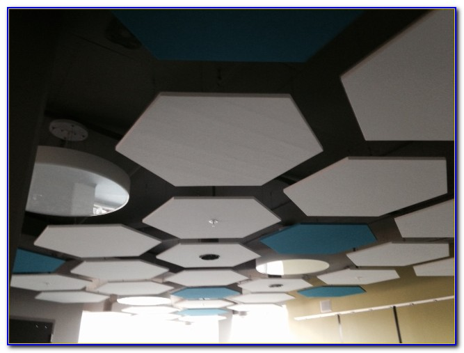 Acoustic Tiles For Soundproofing Ceiling