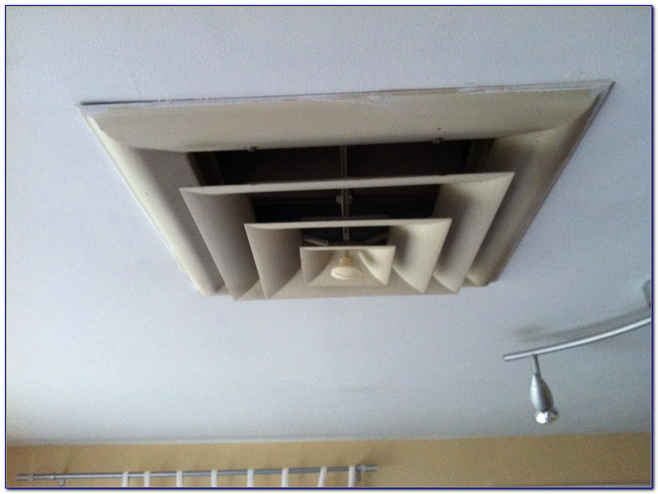 Air Vent Ceiling Slot Diffuser