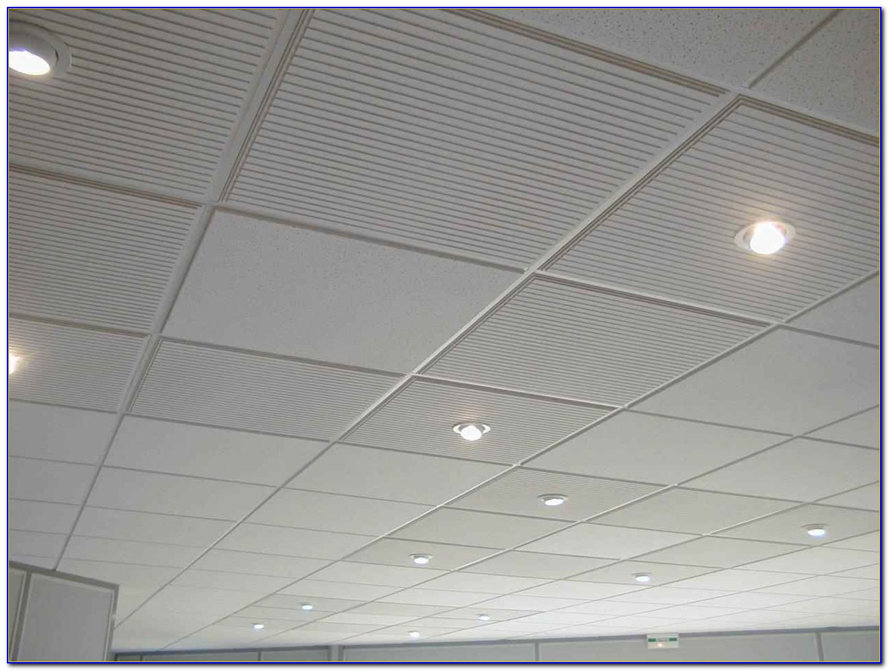 Armstrong 670 Vinyl Ceiling Tile