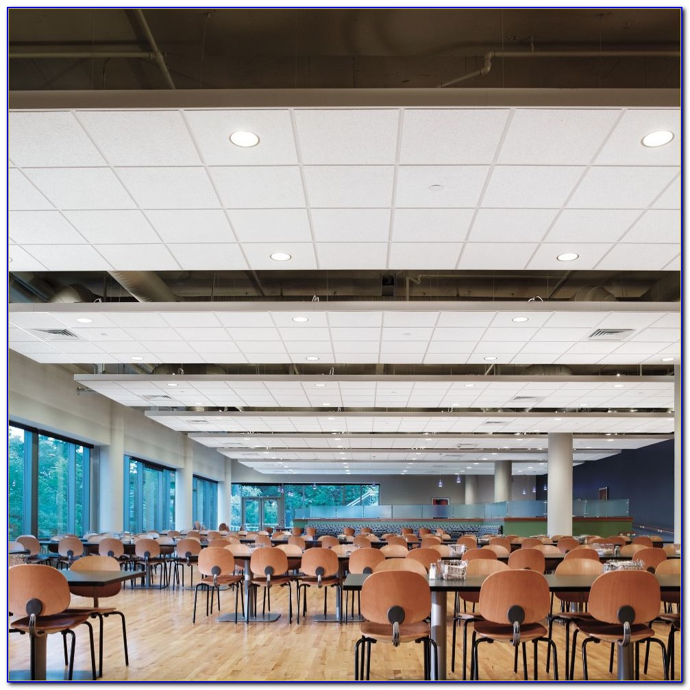 Armstrong Commercial Drop Ceiling Tiles