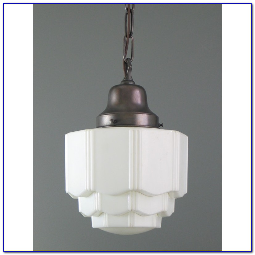 Art Deco Ceiling Light Fixtures
