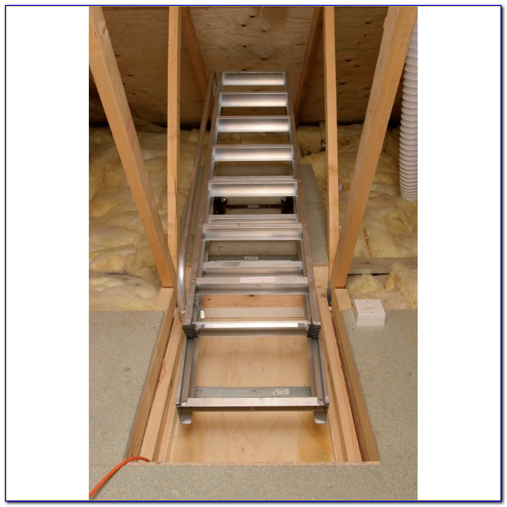 Attic Ladder For 12 Foot Ceiling