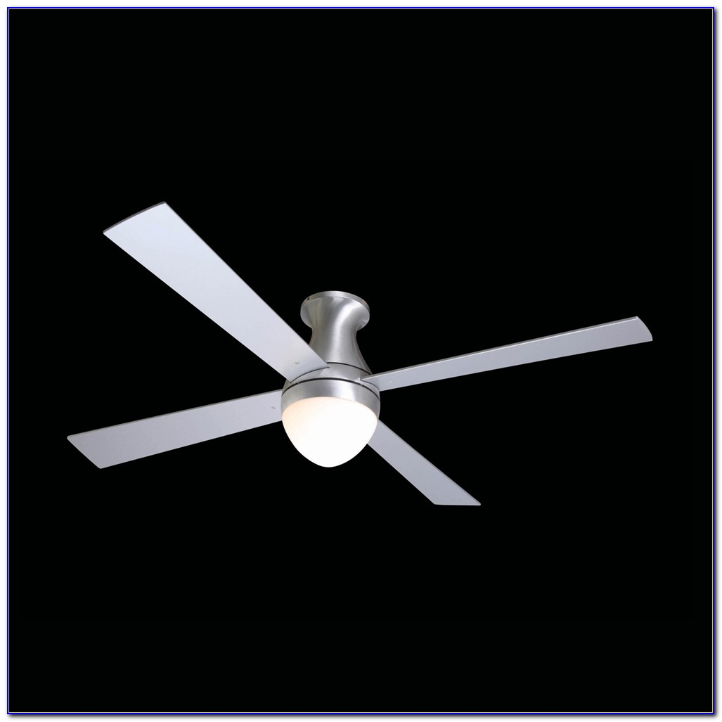 Ball Hugger Ceiling Fan