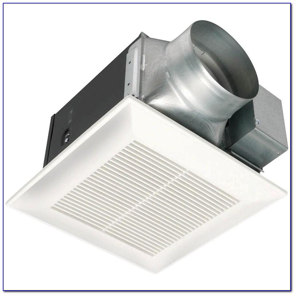 Bathroom Ceiling Exhaust Fans Installation