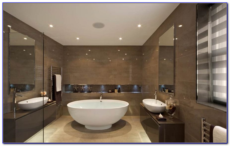 Bathroom Recessed Ceiling Lights