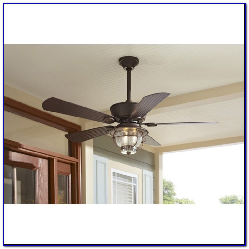 Belt Driven Ceiling Fan