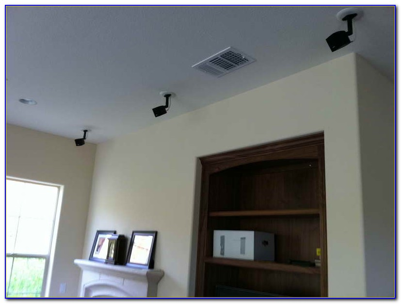 Best In Ceiling Home Theater Speakers 2017