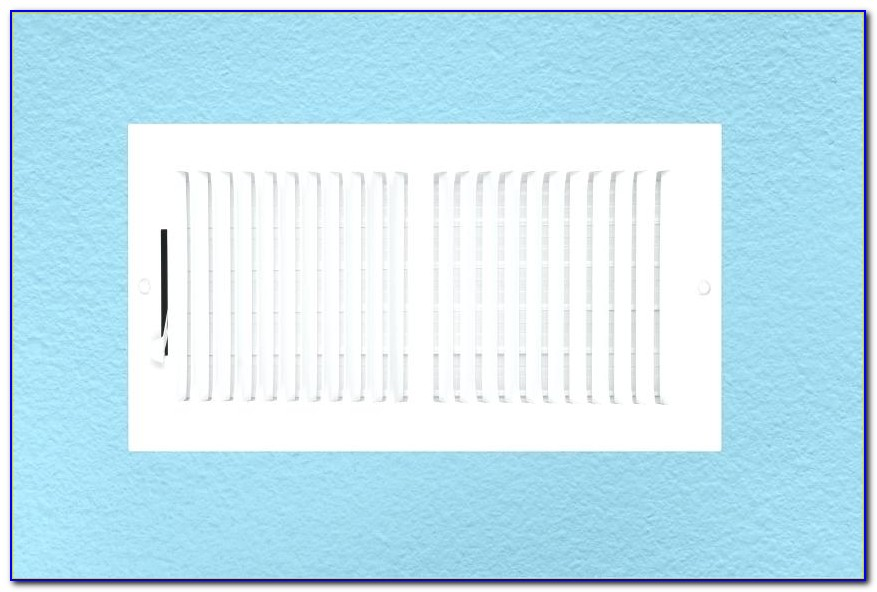 Ceiling Air Conditioner Vent Deflector
