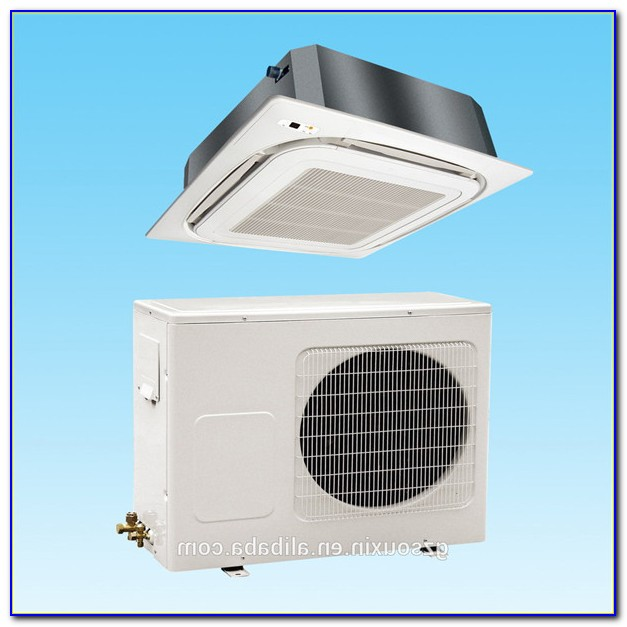 Ceiling Cassette Air Conditioning Units