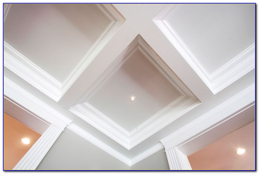 Ceiling Crown Molding Types