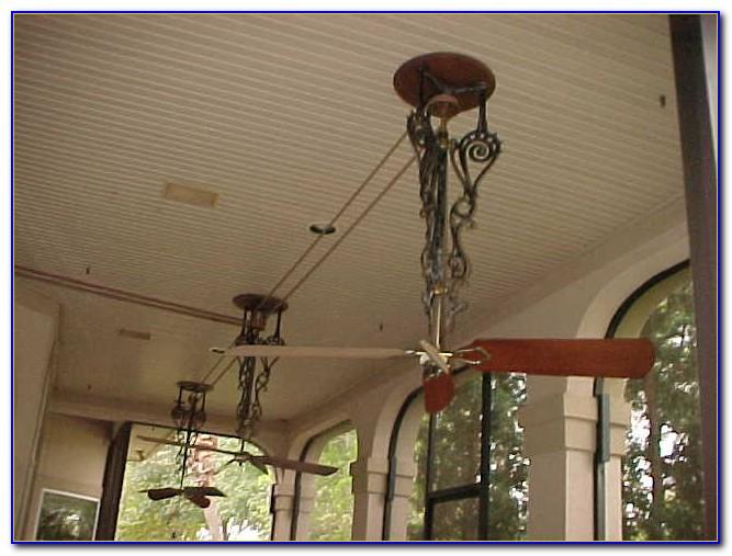 Ceiling Fans Belt Driven