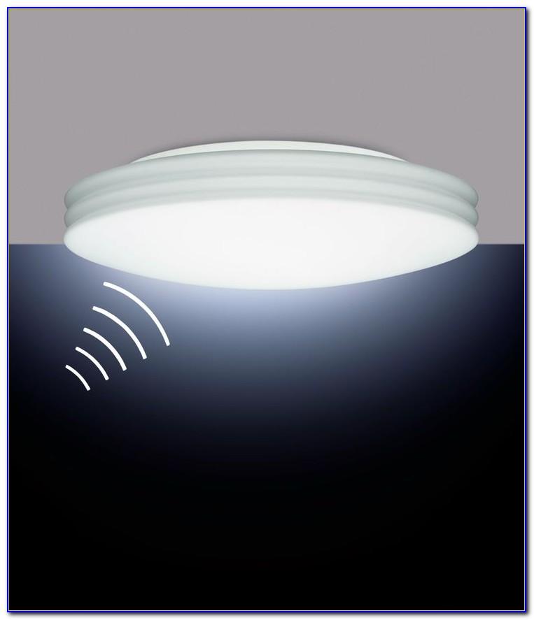 Ceiling Mount Motion Sensor Flood Light