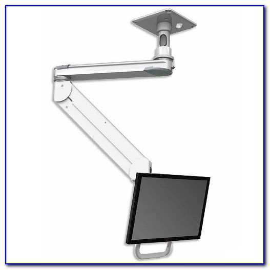 Ceiling Mounted Lcd Monitor & Tv Arms