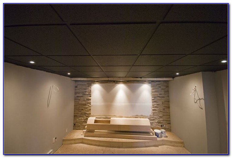 Ceiling Tiles For Basement Canada