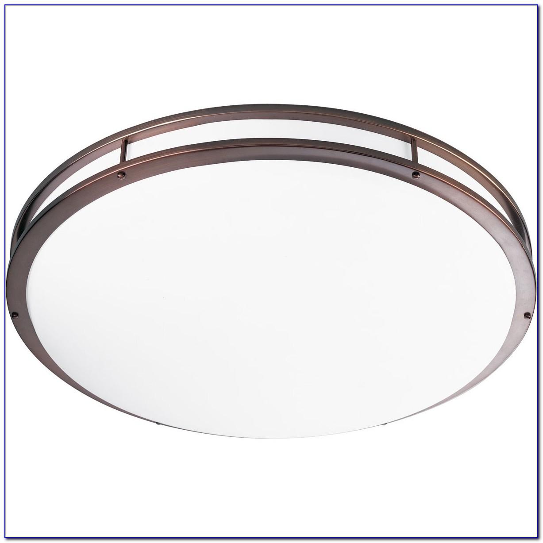 Circular 60w Fluorescent Ceiling Light