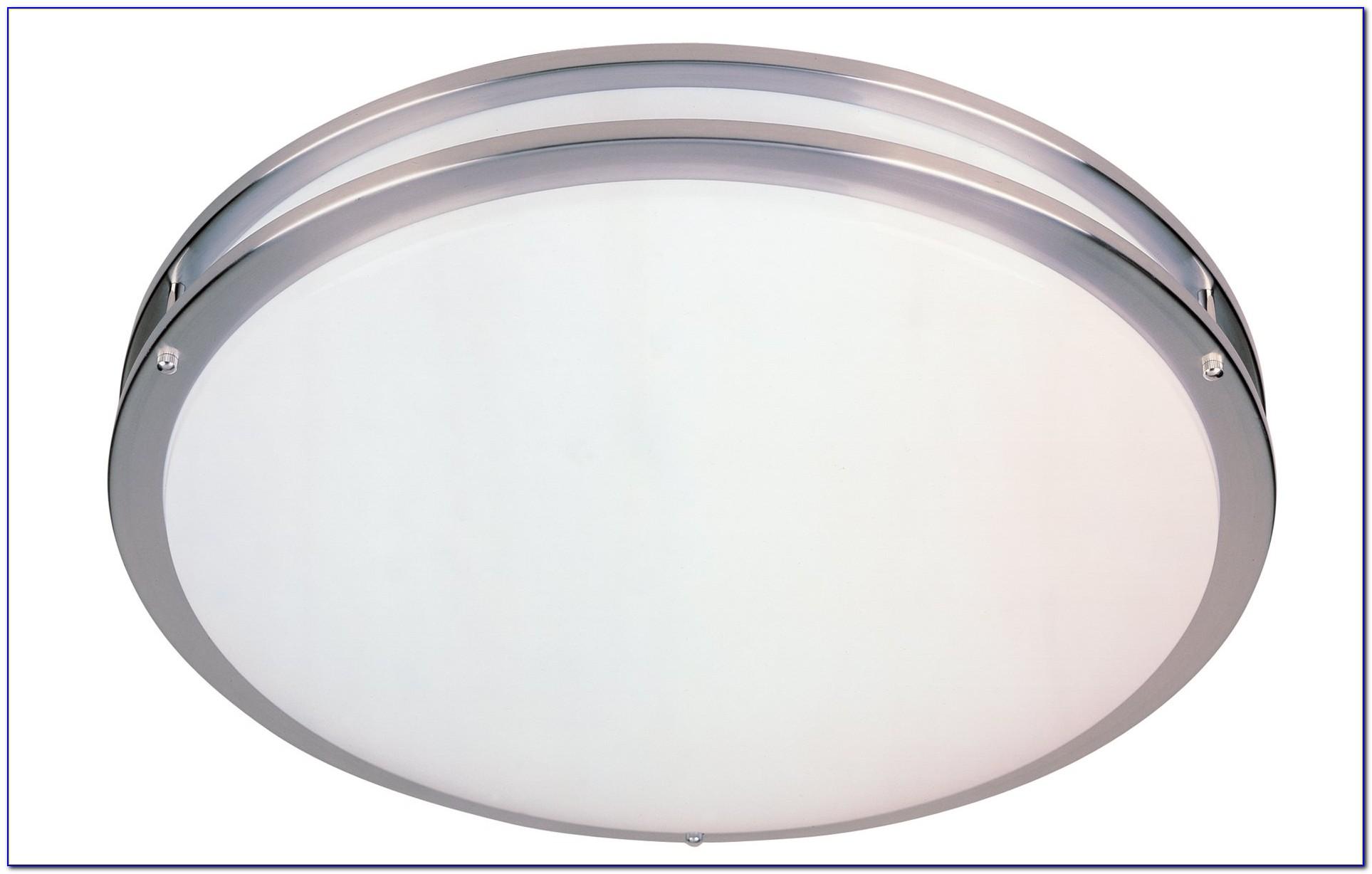Circular Fluorescent Kitchen Ceiling Light