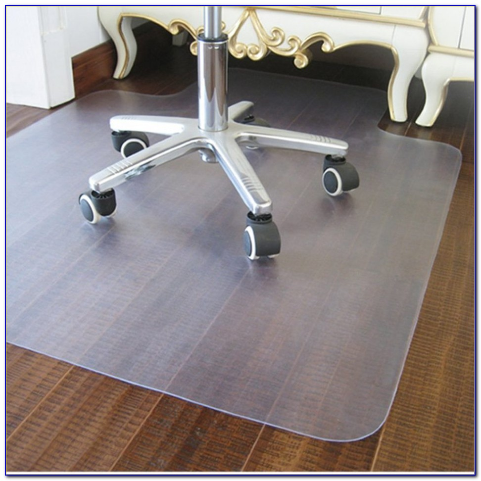 Computer Desk Chair Floor Mat