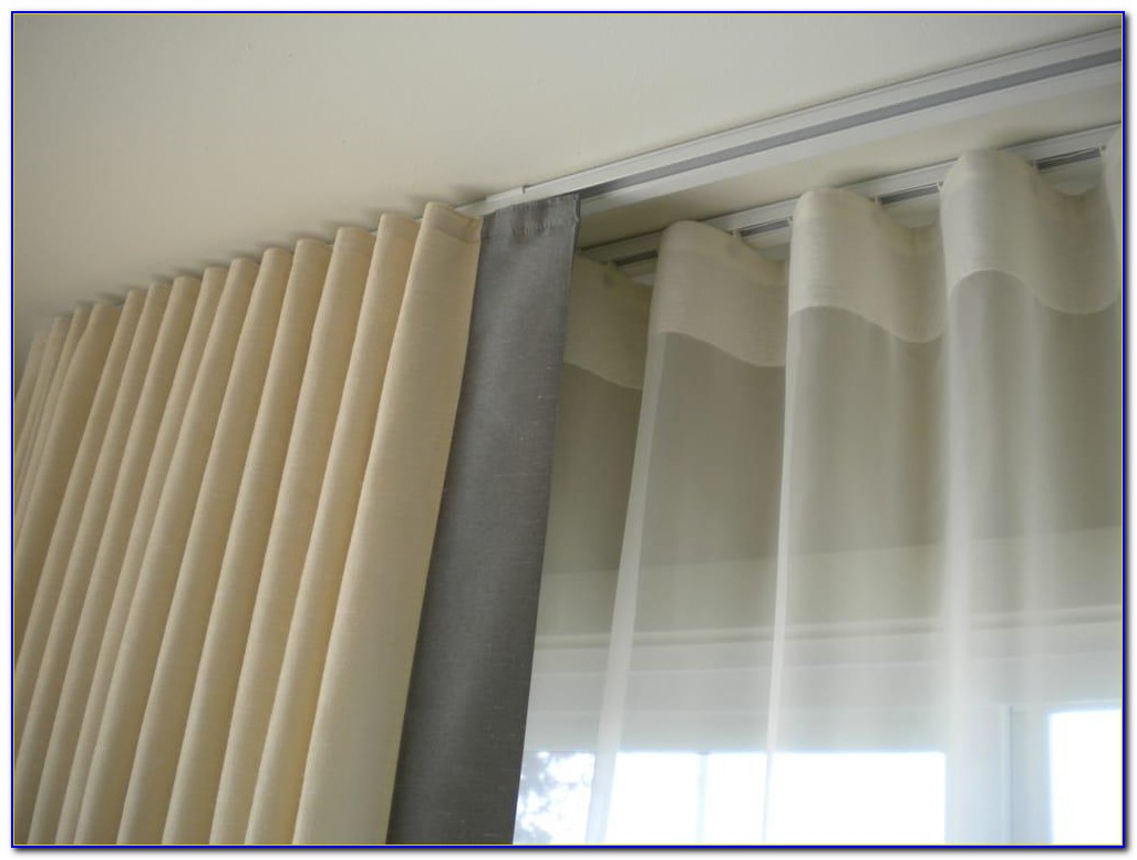Curtain Rods For Ceiling Hanging