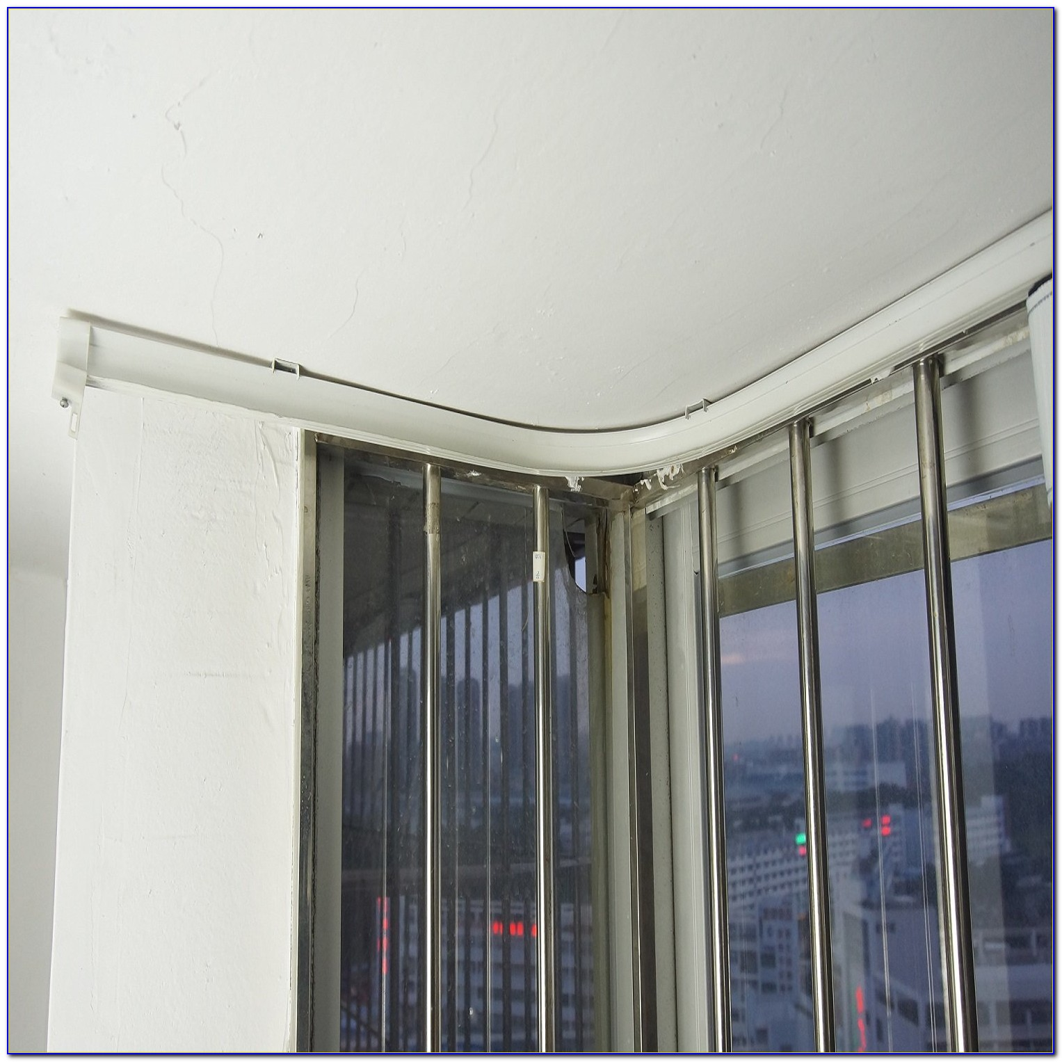 Curtain Track System Ceiling Mount