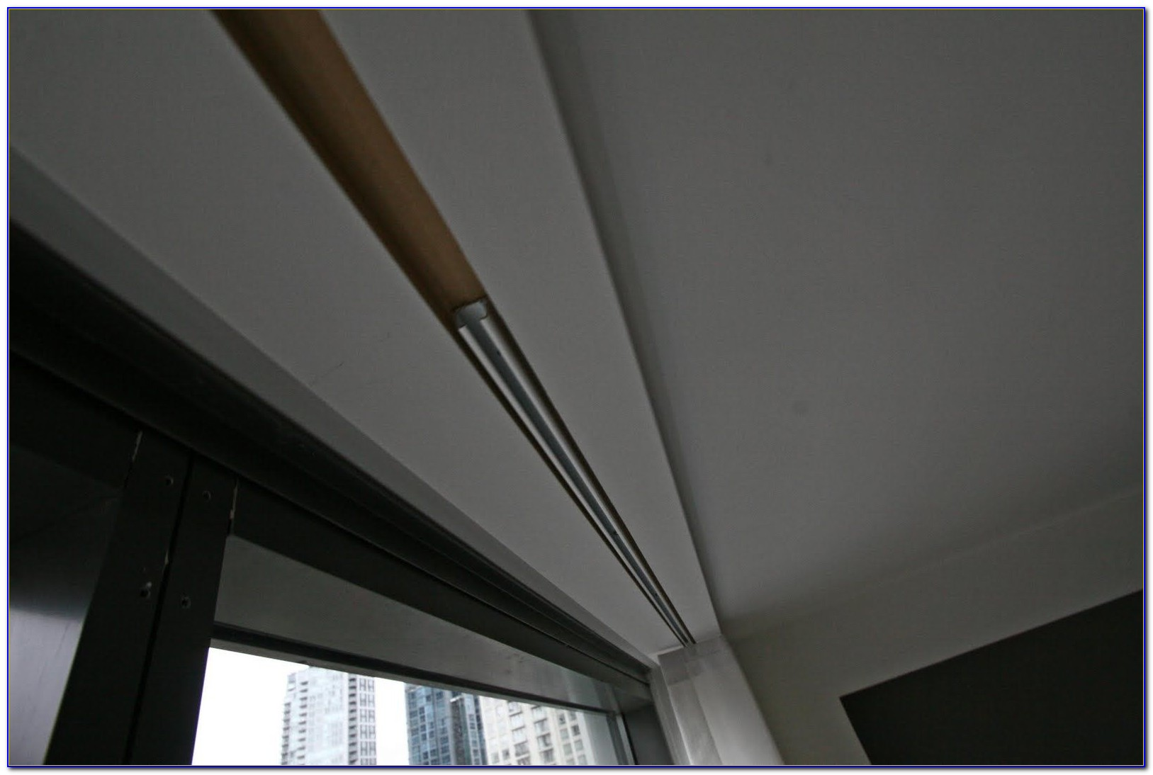 Curtain Tracks For Ceiling Fitting