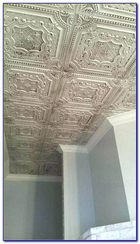 Decorative Metal Ceiling Panels