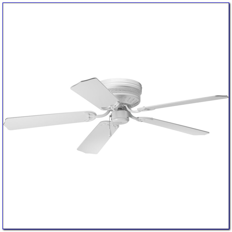 Difference Between Flush Mount And Hugger Ceiling Fans