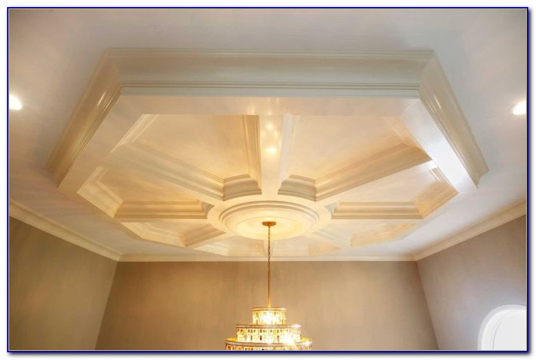 Diy Coffered Ceiling Kits