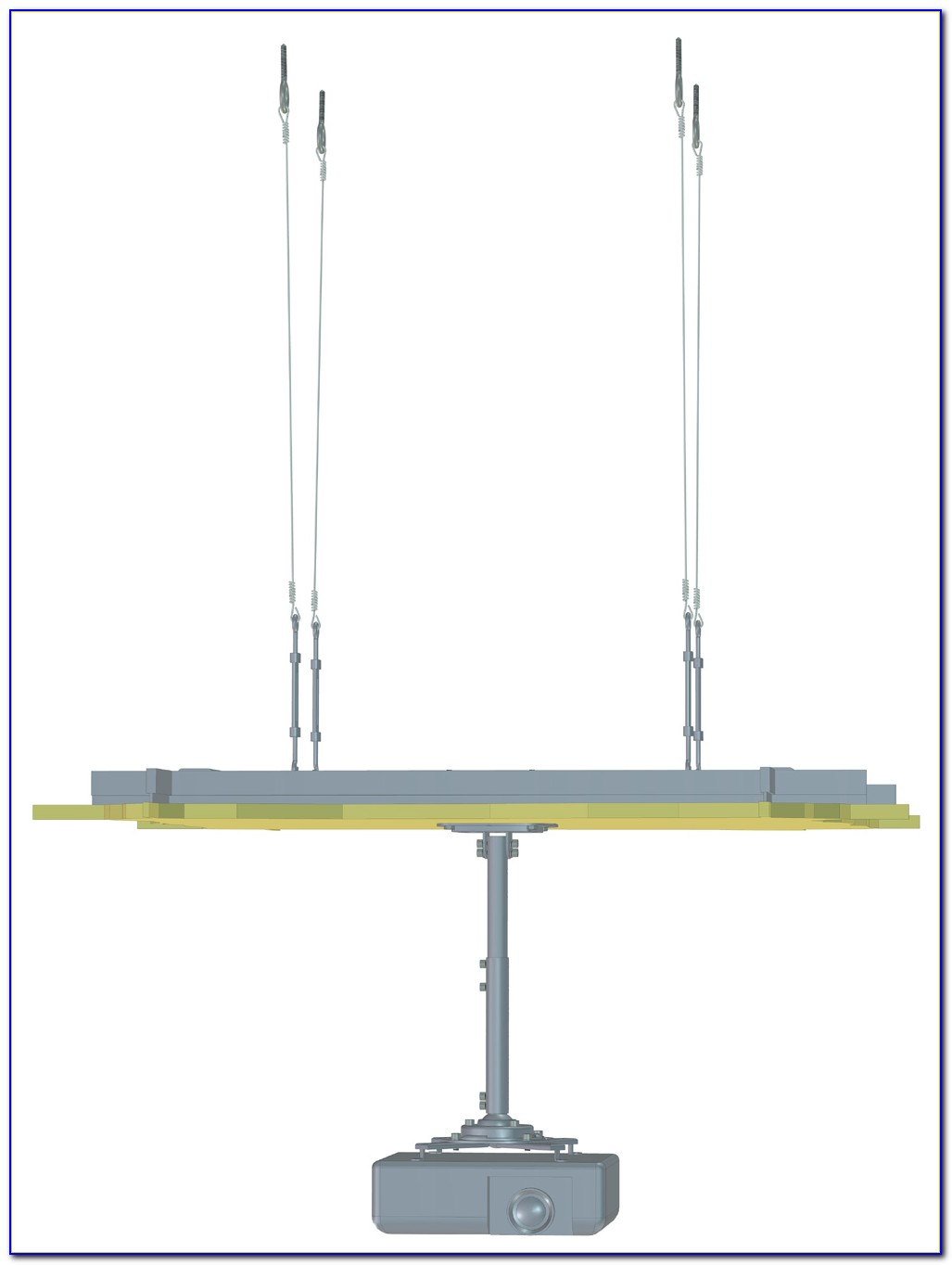 Drop Ceiling T Bar Bracket