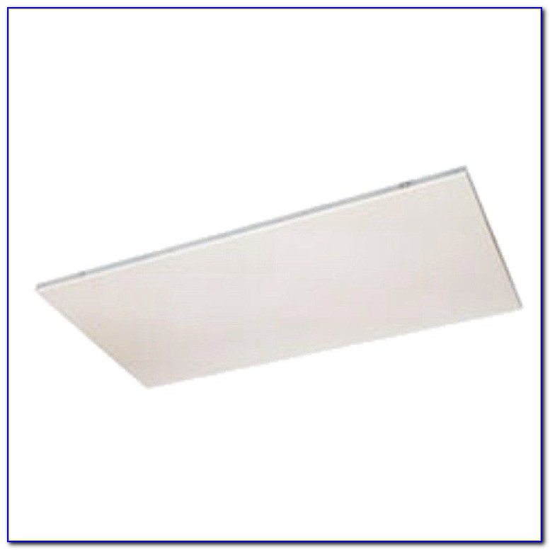 Electric Radiant Ceiling Heating Panels