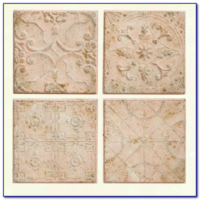 Embossed Tin Ceiling Panels
