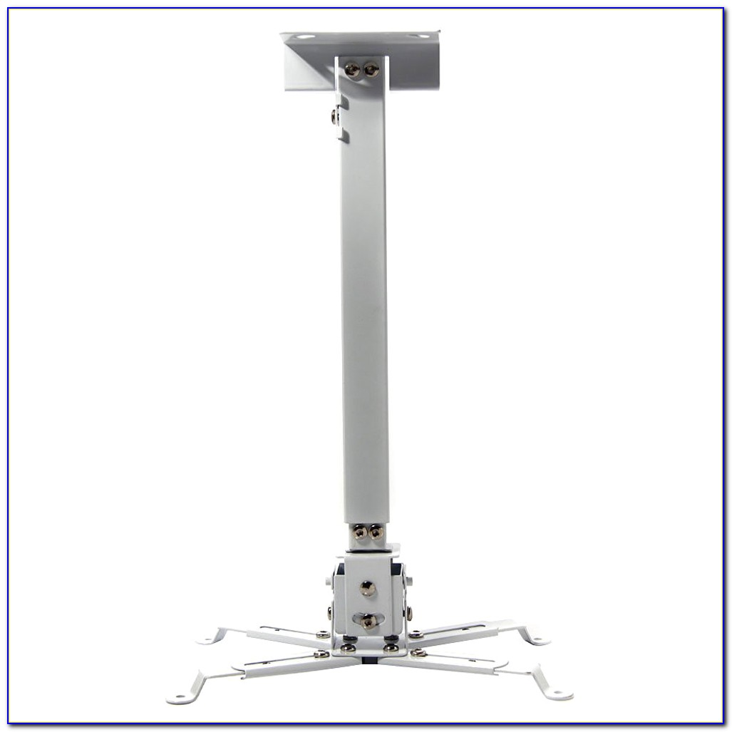 Extendable Projector Ceiling Mount Universal Bracket