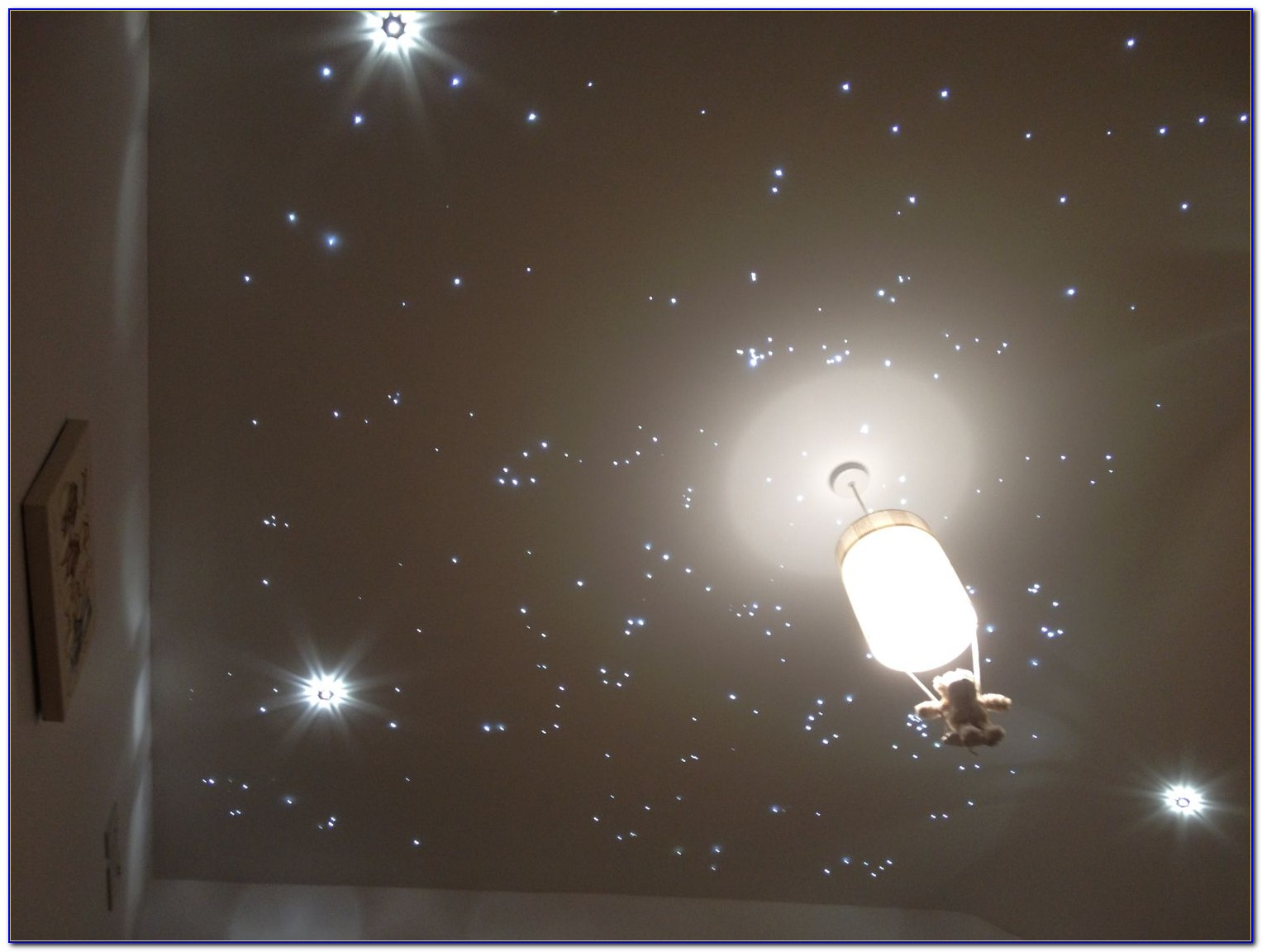 Fiber Optic Star Ceiling Lighting Kit Uk