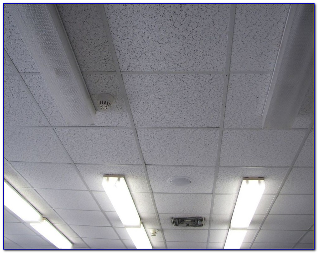 Fire Drop Out Ceiling Tiles