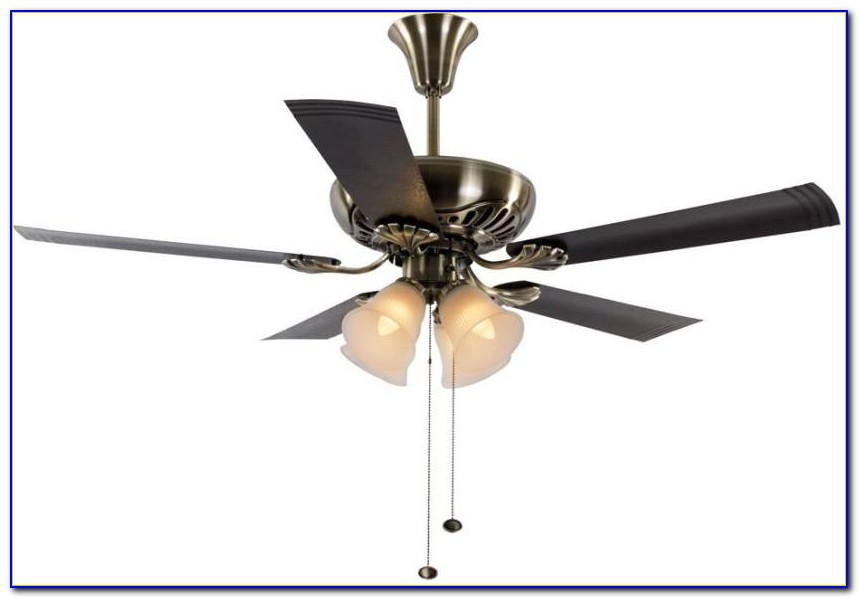 Five Blade Industrial Ceiling Fan