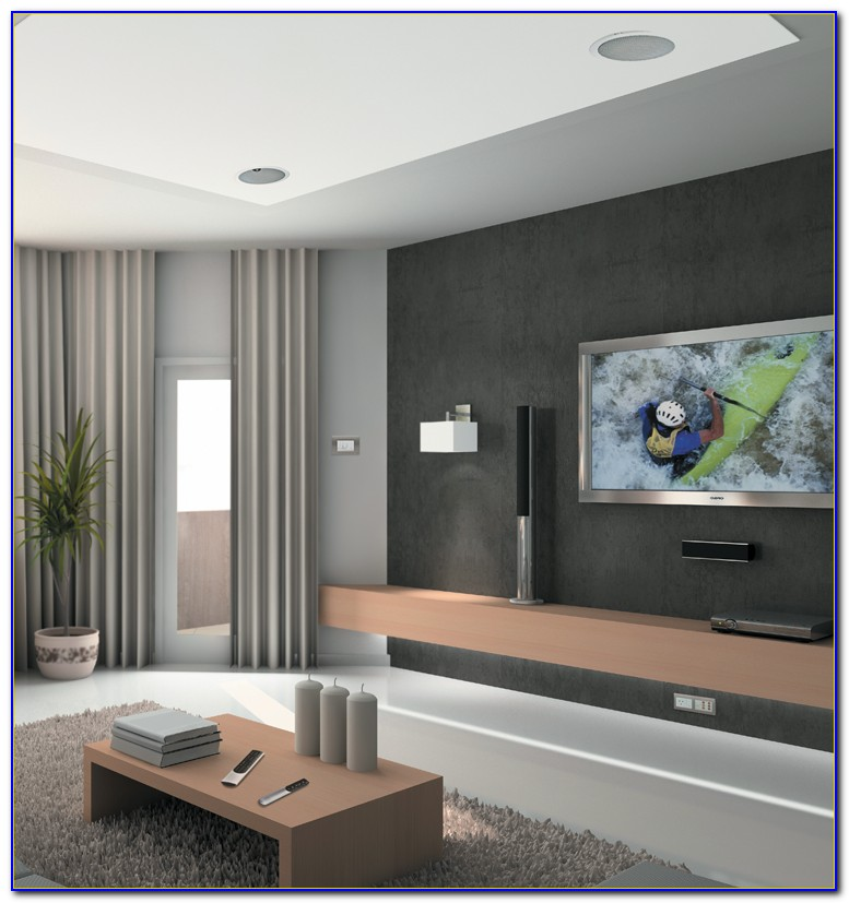 Home Theatre Speakers Ceiling Mounted