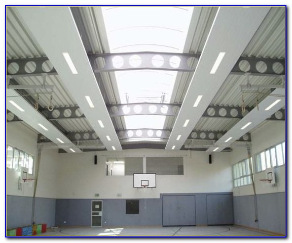 Hot Water Radiant Ceiling Panels
