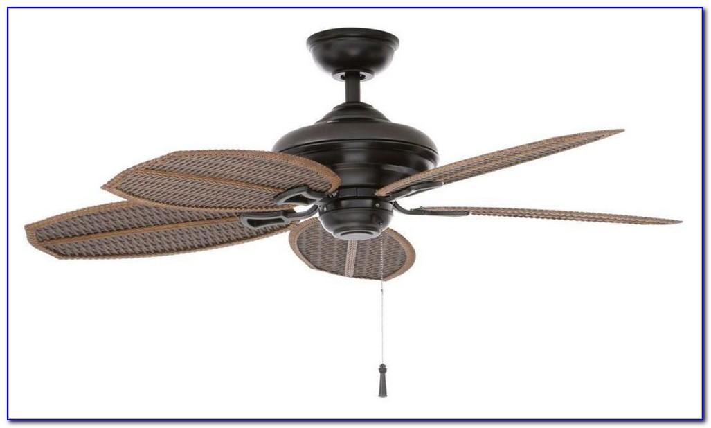 How To Clean Wicker Ceiling Fan Blades