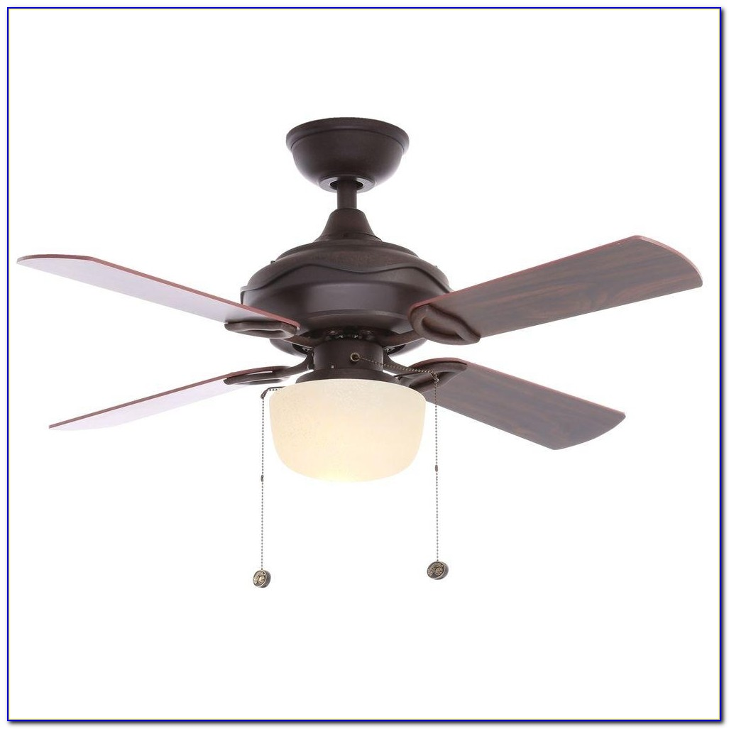 Hudson Bay Ceiling Fan Instructions