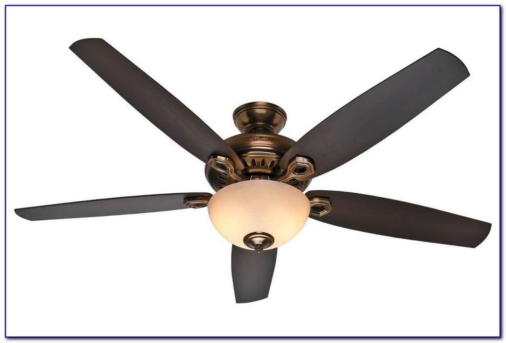 Hunter Four Seasons 52 Ceiling Fan With Heater