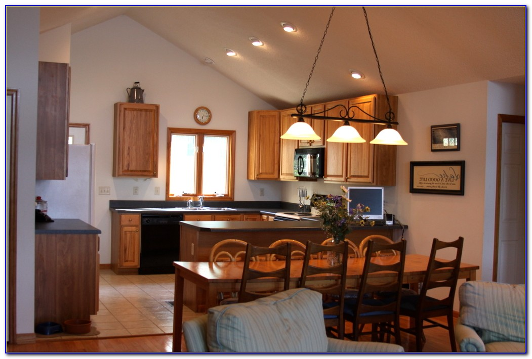 Kitchen Lighting Ideas For Vaulted Ceilings