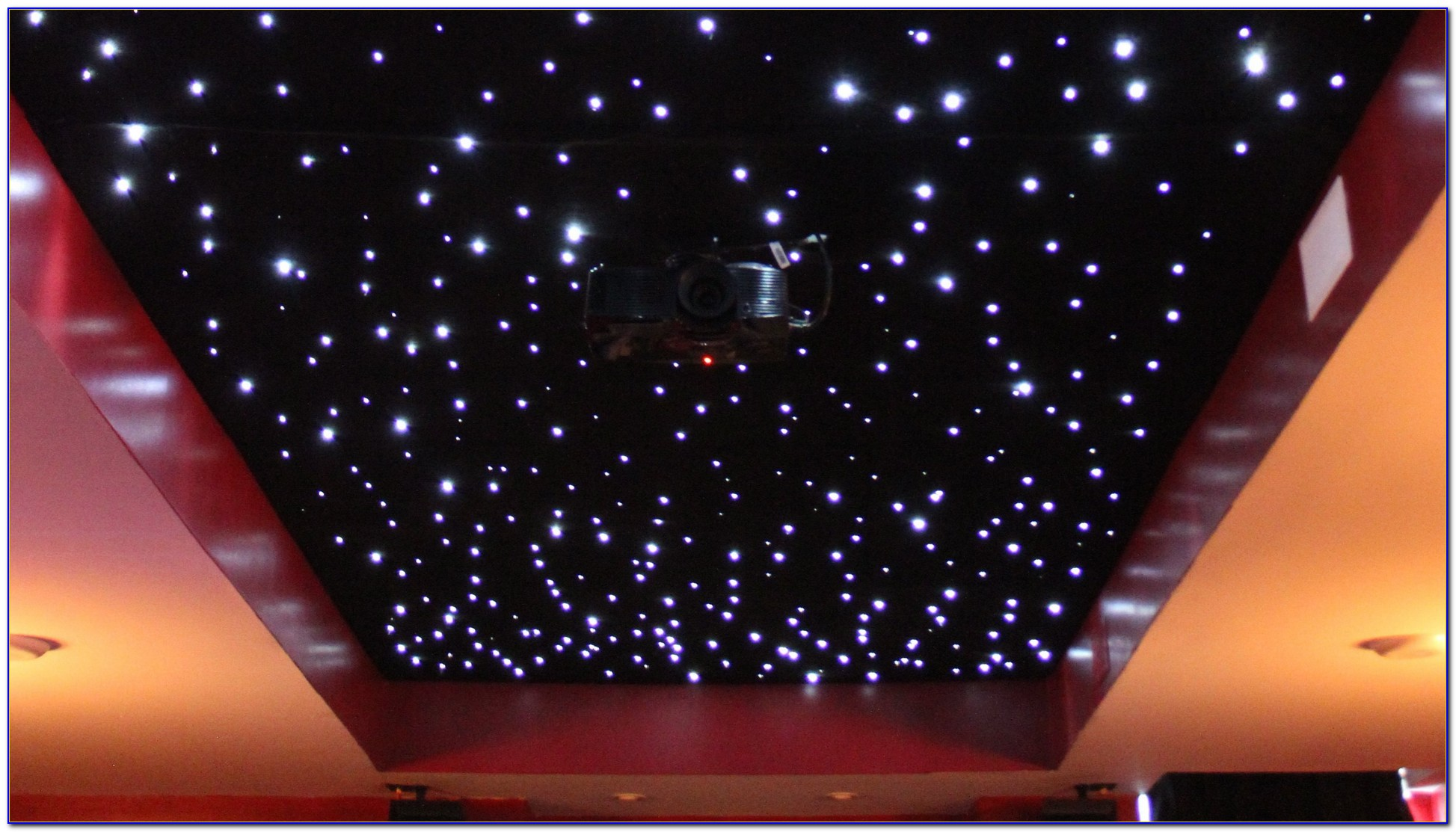 Led Fiber Optic Star Ceiling Lights Kit