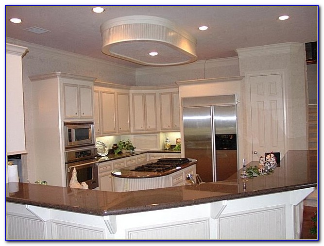 Led Recessed Lighting For Kitchen Ceiling