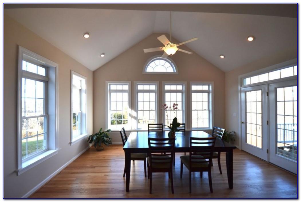 Light Canopy For Sloped Ceiling