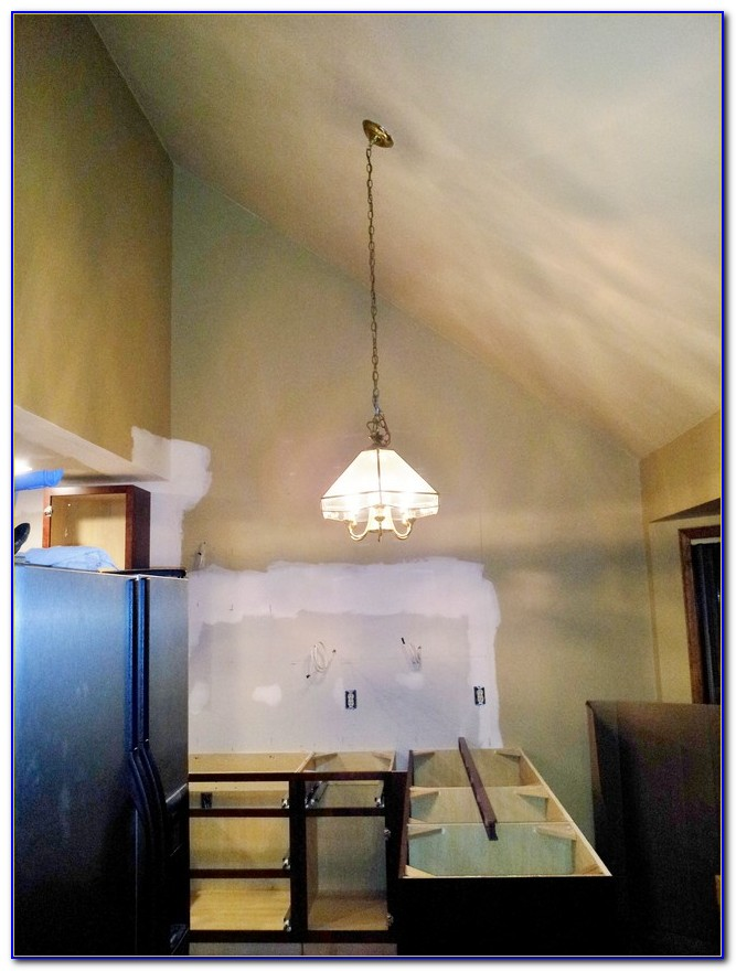 Light For Slanted Ceiling