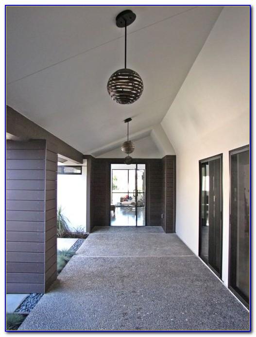 Lighting For Slanted Ceilings