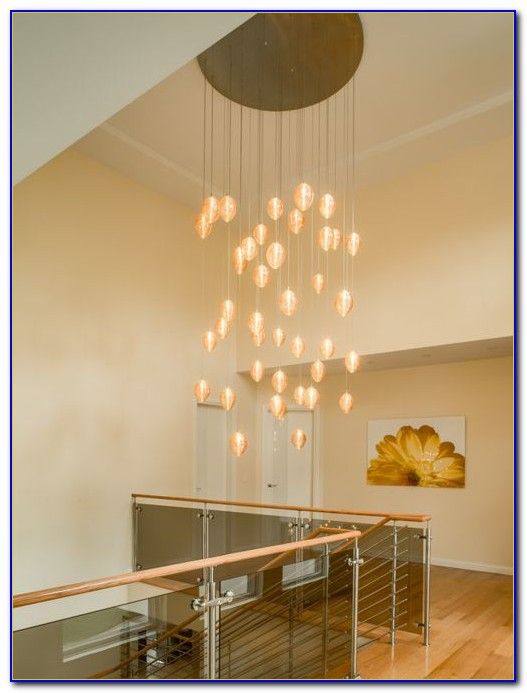 Mini Pendant Lights For Sloped Ceilings